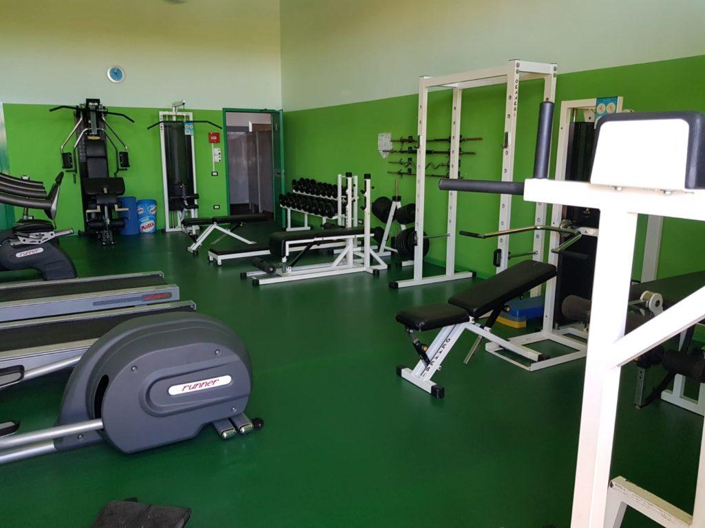 palestra pozzaglio, fitness, sala pesi ed allenamento tutto l'anno