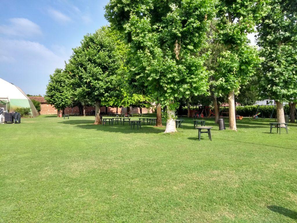 Area verde astra pozzaglio: piante, sole, relax