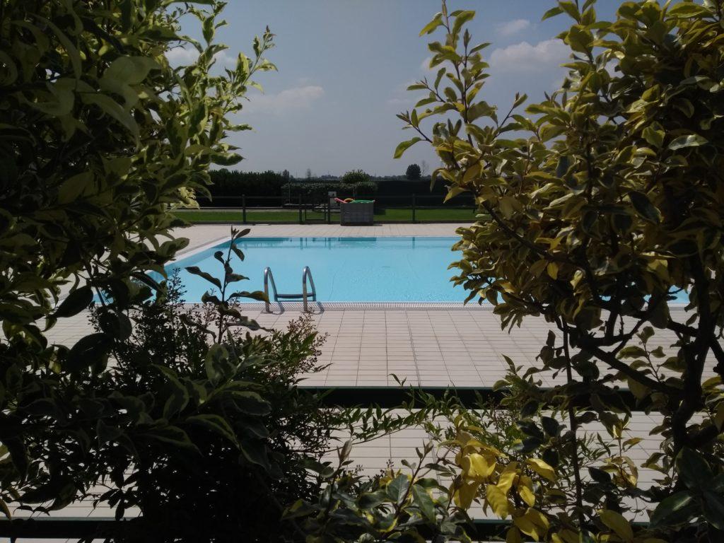 piscina per bambini astra pozzaglio, 64 mq