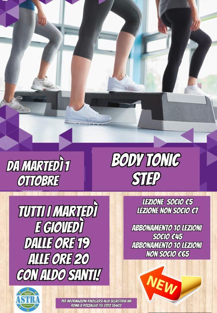 Novità Step 2019/20 Pozzaglio ed Uniti Cremona